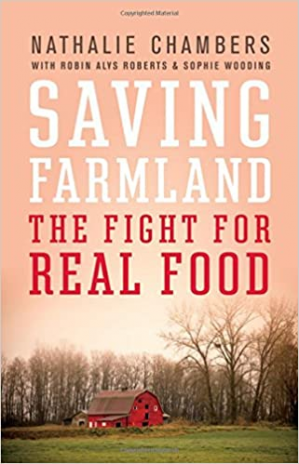 Book cover Saving Farmland
