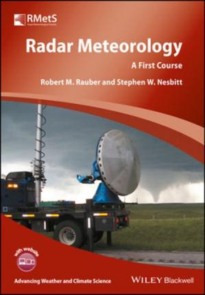 Book cover Radar Meteorology: a First Course