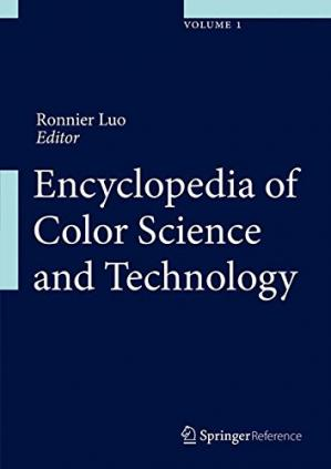 Book cover Encyclopedia of Color Science and Technology
