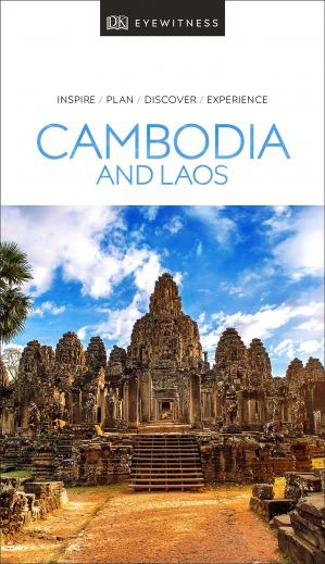 Book cover Cambodia and Laos