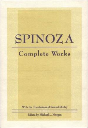 Book cover Spinoza: Complete Works
