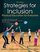Book cover Strategies for Inclusion : Physical Education for Everyone