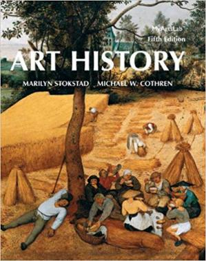 Book cover Art History, 5th Edition