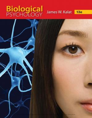 Book cover Biological Psychology