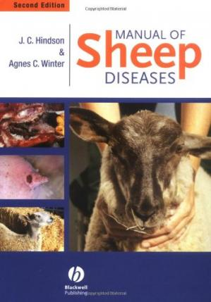 Book cover Manual of Sheep Diseases 2nd Edition