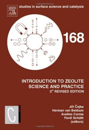 Portada del libro Introduction to Zeolite Science and Practice