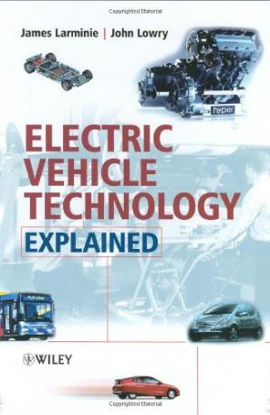 Book cover Electric Vehicle Technology Explained