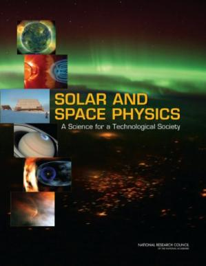 Copertina Solar and Space Physics: A Science for a Technological Society