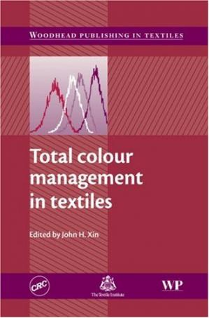 Book cover Total Colour Management in Textiles