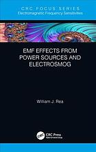Εξώφυλλο βιβλίου EMF Effects from Power Sources and Electrosmog