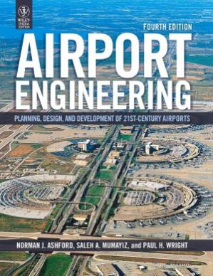 Buchdeckel Airport Engineering. Planning Design and Development of 21st Century Airports (4th edition)