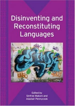 ปกหนังสือ Disinventing and Reconstituting Languages