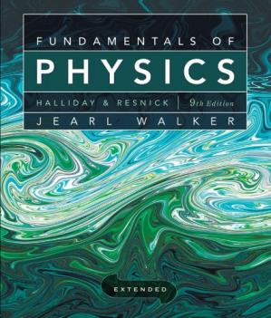 Book cover Fundamentals of Physics
