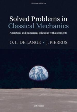 Okładka książki Solved Problems in Classical Mechanics: Analytical and Numerical Solutions with Comments