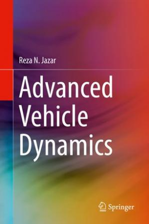 Book cover Advanced Vehicle Dynamics