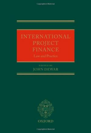 Book cover International Project Finance: Law and Practice
