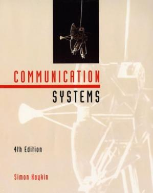 Book cover Communication Systems 4th Edition