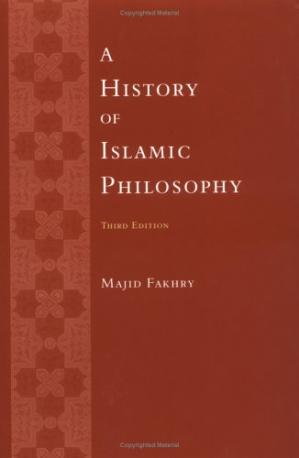 Copertina A History of Islamic Philosophy - 3rd edition