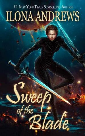 Book cover Sweep of the Blade
