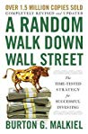 Book cover A Random Walk Down Wall Street: The Time-Tested Strategy for Successful Investing