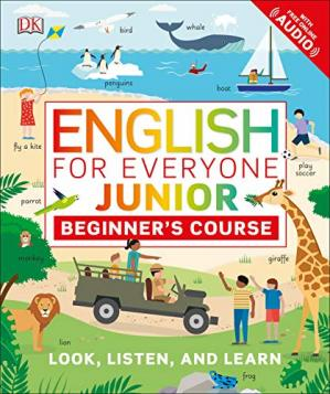 Book cover English for Everyone Junior - Beginner's Course
