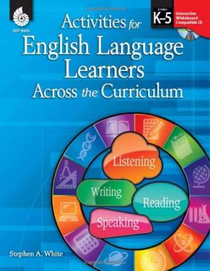 Book cover Activities for English Language Learners Across the Curriculum