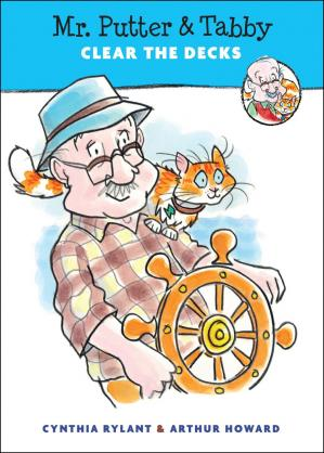 Book cover Mr. Putter & Tabby Clear the Decks