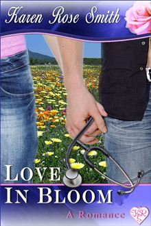 A capa do livro Love In Bloom