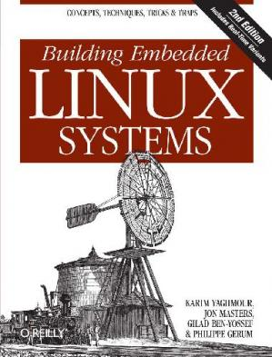 Book cover Building Embedded Linux Systems