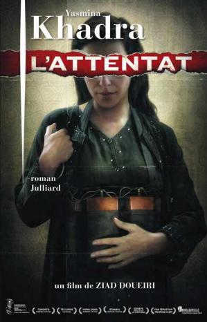 Book cover L'Attentat