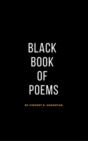 Kitabın üzlüyü Black Book of Poems