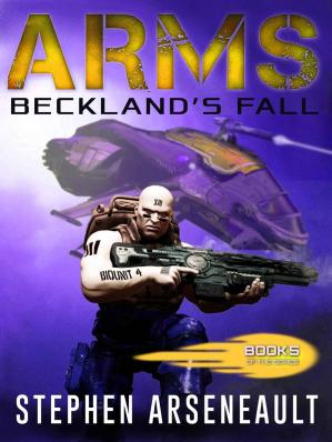 Book cover ARMS Beckland's Fall: (Book 5)