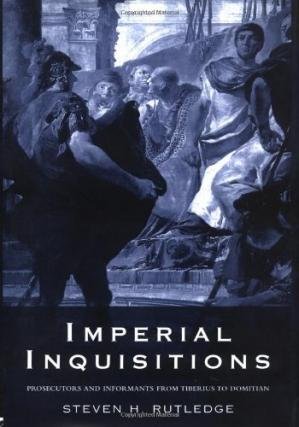 Book cover Imperial Inquisitions