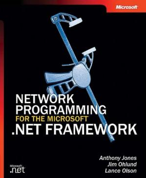 Գրքի կազմ Network Programming for the Microsoft .NET Framework