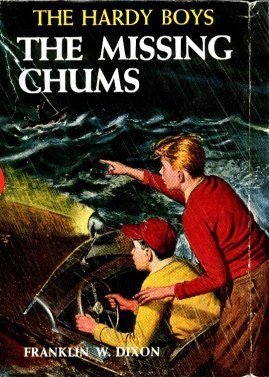 Book cover The Missing Chums