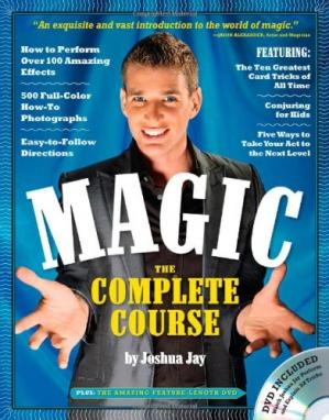 Book cover Magic: The Complete Course (Book & DVD)