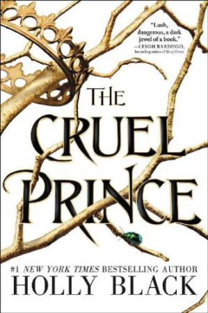 Book cover The Cruel Prince (The Folk of the Air Book 1)