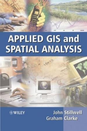 Book cover Applied GIS and Spatial Analysis