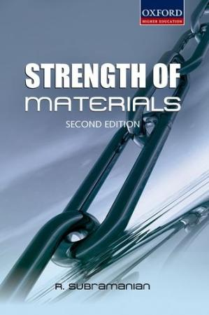 Book cover Strength of materials