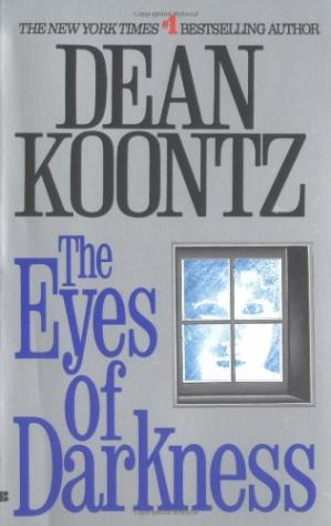 Book cover Eyes of Darkness