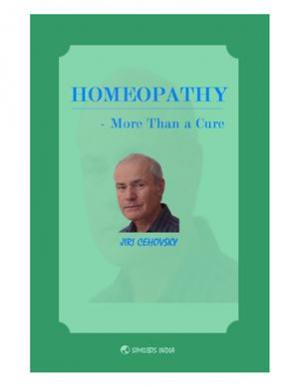 Обложка книги Homeopathy. More Than a Cure