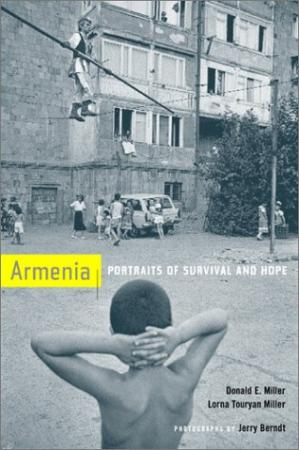 Book cover Armenia: Portraits of Survival and Hope