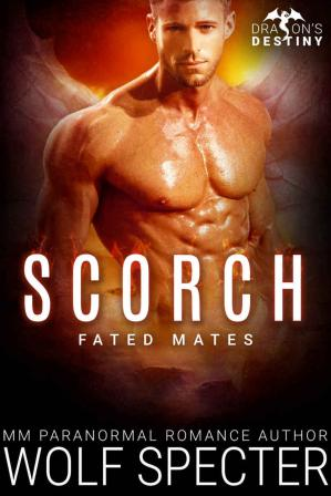 Обложка книги Scorch: M/M Gay Shifter Mpreg Romance