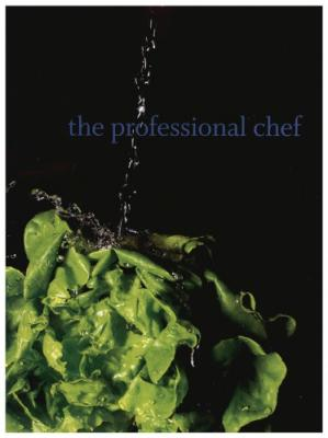 书籍封面 The Professional Chef