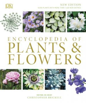 表紙 Encyclopedia of Plants and Flowers