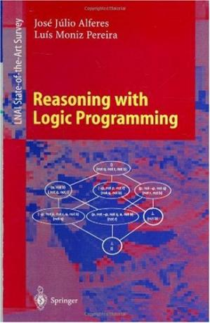 Book cover Reasoning with Logic Programming