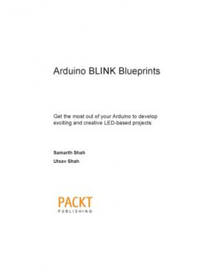 表紙 Arduino BLINK Blueprints