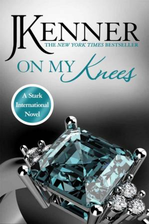 Book cover On My Knees