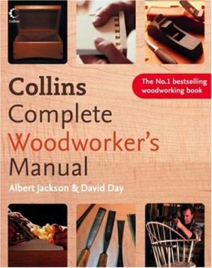 Book cover Collins Complete Woodworker's Manual