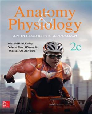 Book cover Anatomy & Physiology: An Integrative Approach